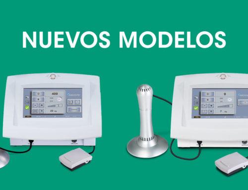 Nuevos modelos de RADIALSPEC y SLIMSPEC